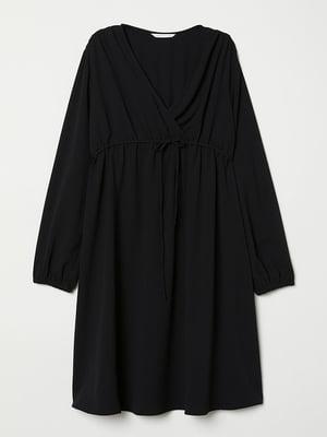 Сукня для вагітних чорна | 5568795