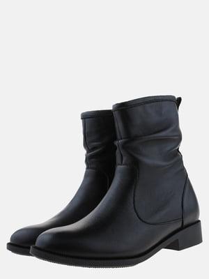 Ботинки черные | 5553473