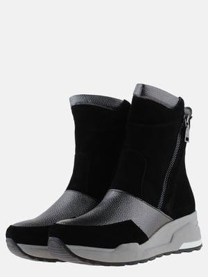 Ботинки черные | 5553475