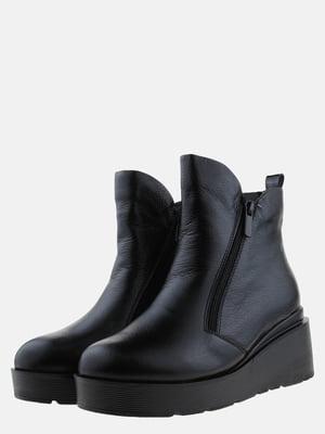 Ботинки черные | 5553477