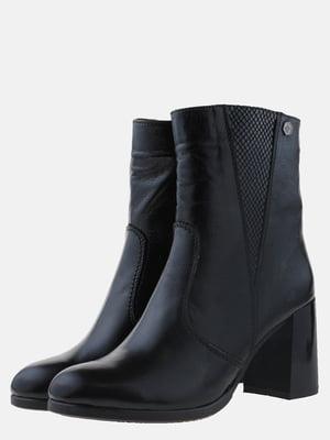 Ботинки черные | 5553480