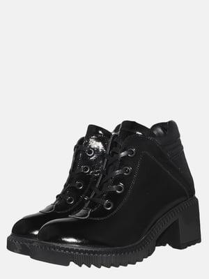 Черевики чорні | 5561304