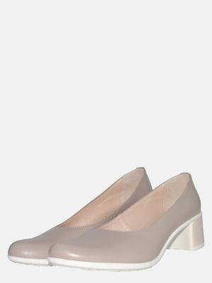 Туфли кофейного цвета | 5568875