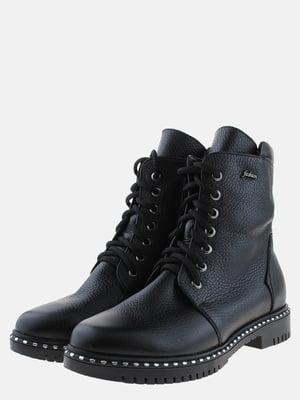 Ботинки черные | 5568931
