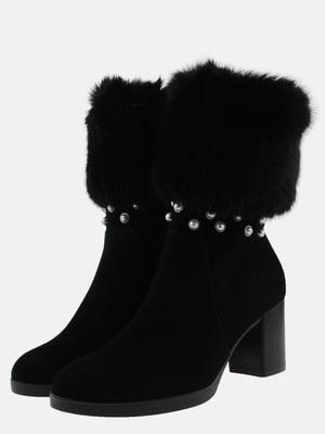 Ботинки черные | 5568940