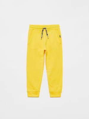 Брюки желтые | 5561717