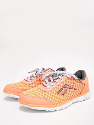 Кросівки помаранчеві | 5568993