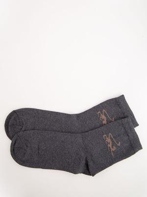 Носки темно-серые   5569021