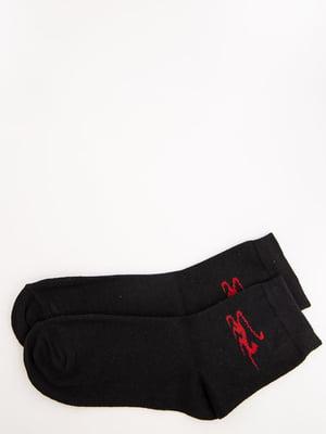 Носки черные   5569022