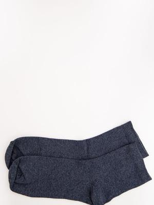 Носки темно-синие | 5569026