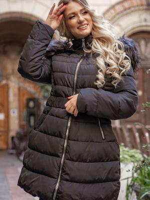 Пальто черное   5569034