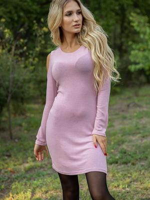 Платье розовое | 5569048