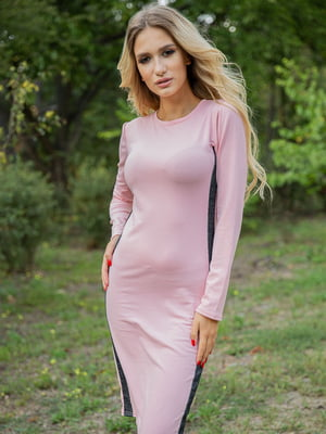 Платье персикового цвета | 5569053