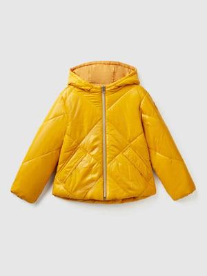 Куртка желтая | 5569171