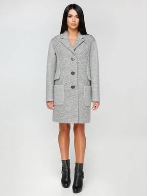 Пальто серое | 4531073