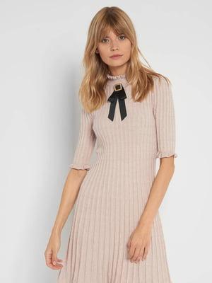 Сукня кольору пудри | 5569617