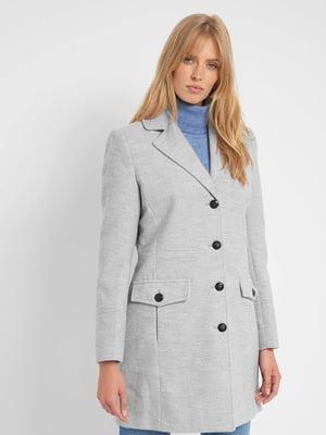 Пальто сіре   5569659