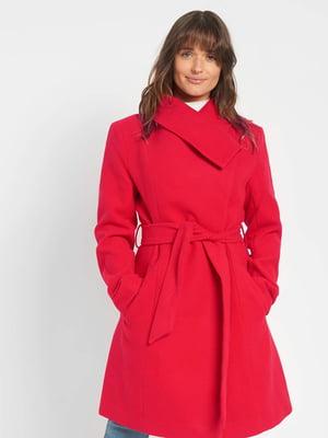 Пальто червоне   5569665