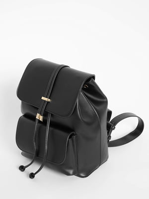 Рюкзак черный | 5569713