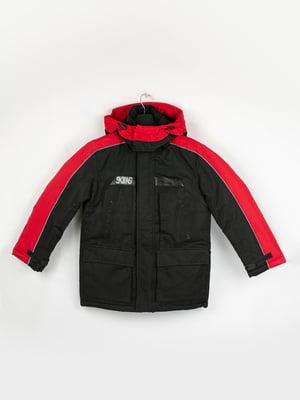 Куртка двухцветная | 5561346