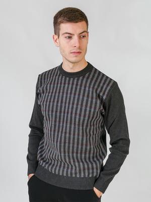 Джемпер темно-серый | 5559556
