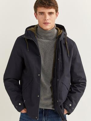 Куртка темно-синяя | 5570052