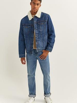 Куртка синя | 5570083