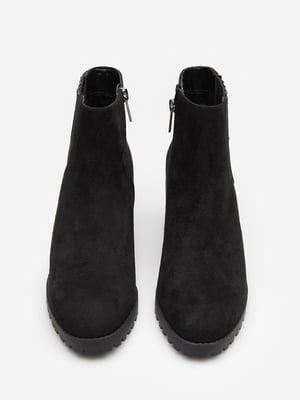 Ботинки черные | 5570043