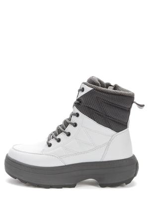 Черевики білі | 5569471