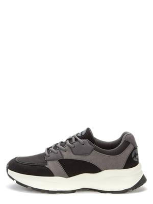 Кросівки чорно-сірі | 5569481