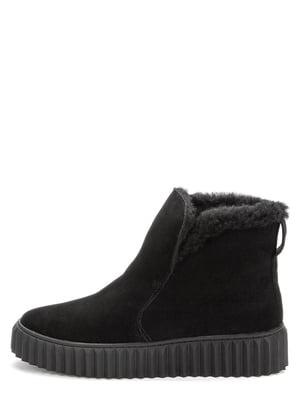 Ботинки черные | 5569495
