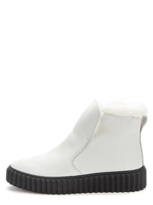 Ботинки белые | 5569496