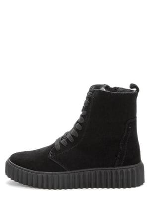 Ботинки черные | 5569497