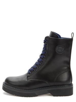 Ботинки черные | 5569502