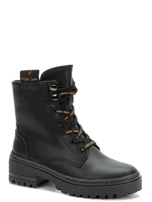 Ботинки черные | 5569503