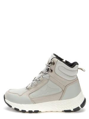Ботинки серые | 5569509