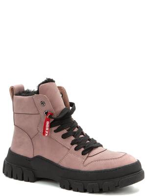 Ботинки розовые | 5569523