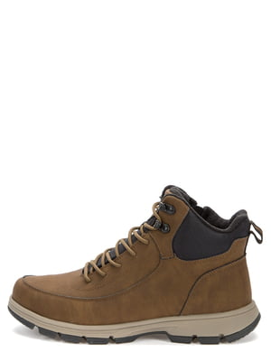 Ботинки коричневые | 5569526