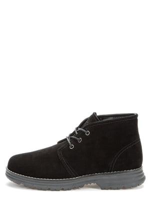 Ботинки черные | 5569528