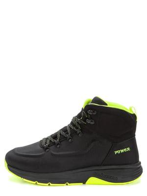 Ботинки черные | 5569530