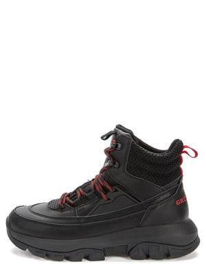 Ботинки черные | 5569534