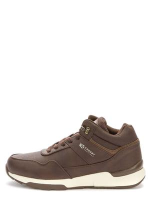 Ботинки коричневые | 5569542