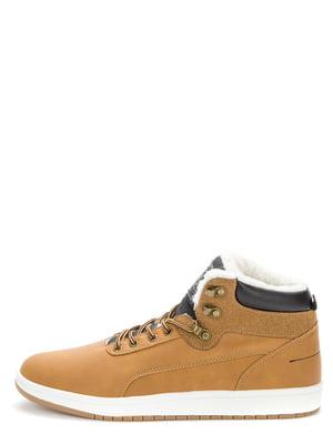 Ботинки светло-коричневые | 5569543