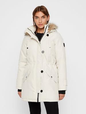 Куртка молочного цвета | 5569835