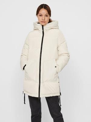 Куртка молочного цвета | 5569884