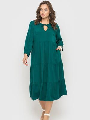 Сукня смарагдового кольору | 5570990