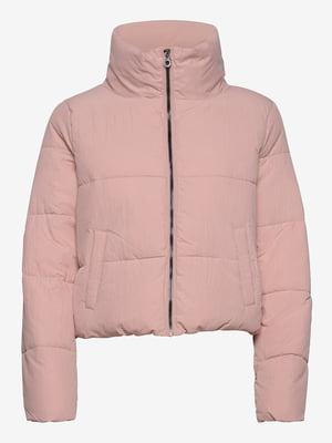 Куртка розовая | 5562250