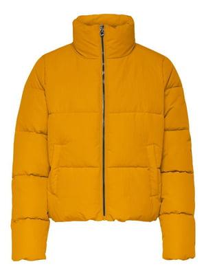 Куртка жовта | 5569731