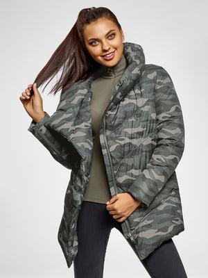 Куртка камуфляжной расцветки | 5571074