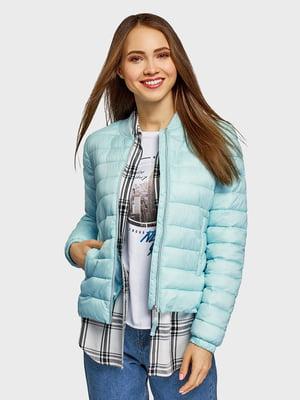 Куртка голубая | 5571080